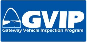 GVIP Gateway Vehicle Inspection Program Logo