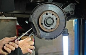 Brake Repair Photo St Louis MO